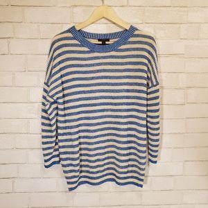 J. Crew lightweight linen sweater